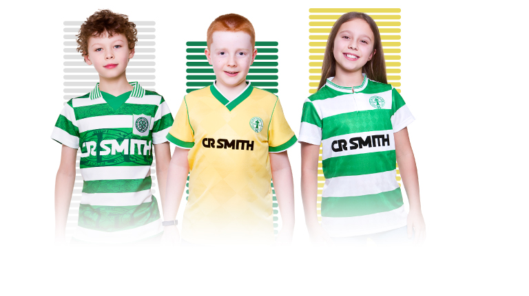 Junior Retro Shirts