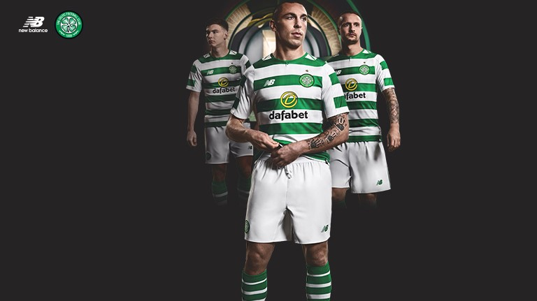 Celtic FC Home Kit 18/19