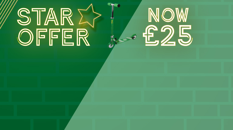 Star Offer Scooter