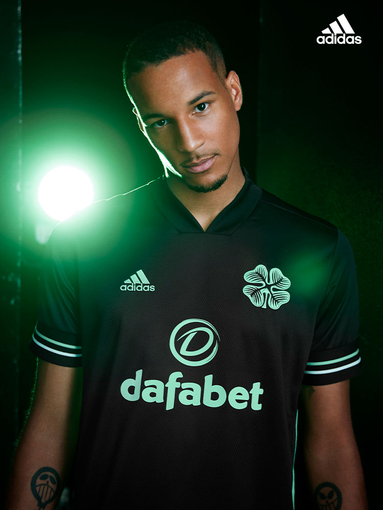 Celtic FC Official Third Kit 20 21