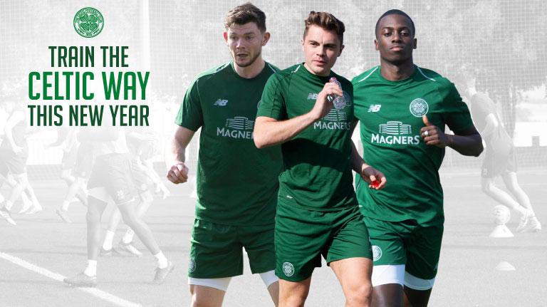 Celtic FC Official Training Range