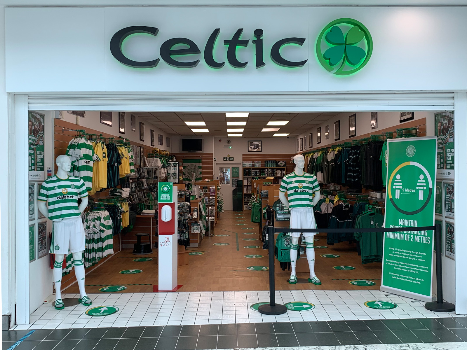 Celtic FC Clydebank