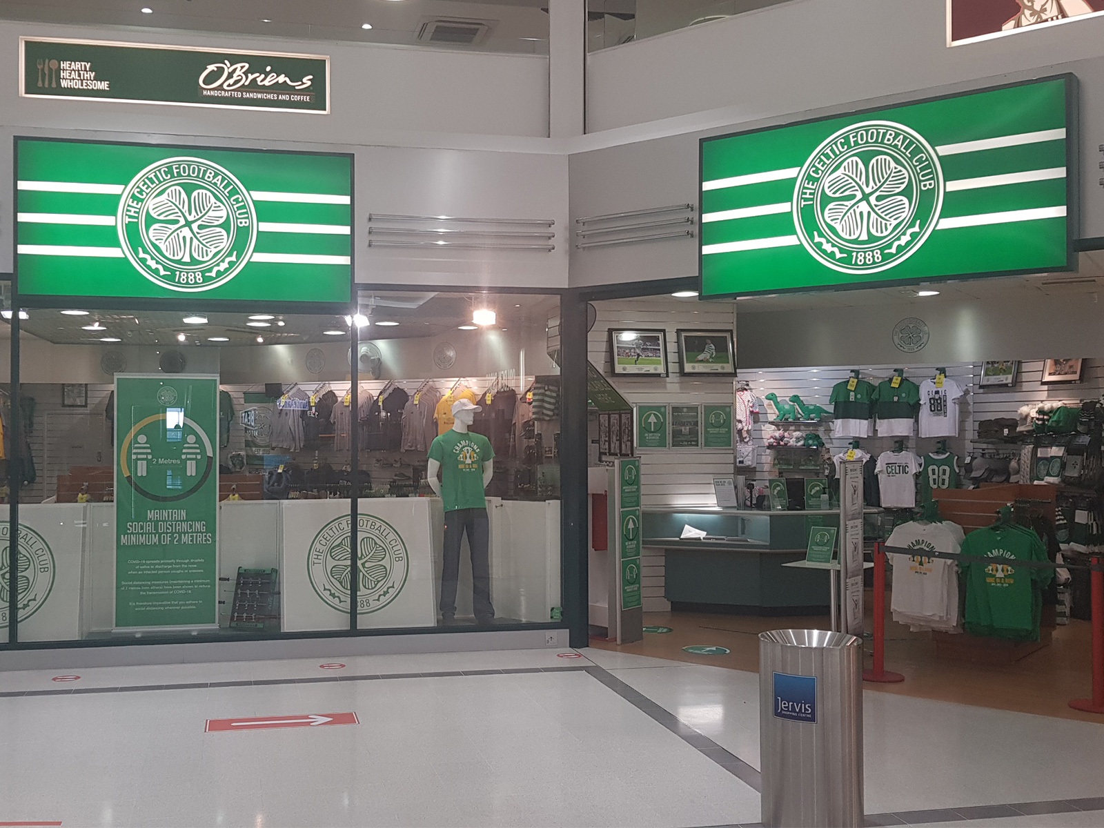Celtic FC Dublin