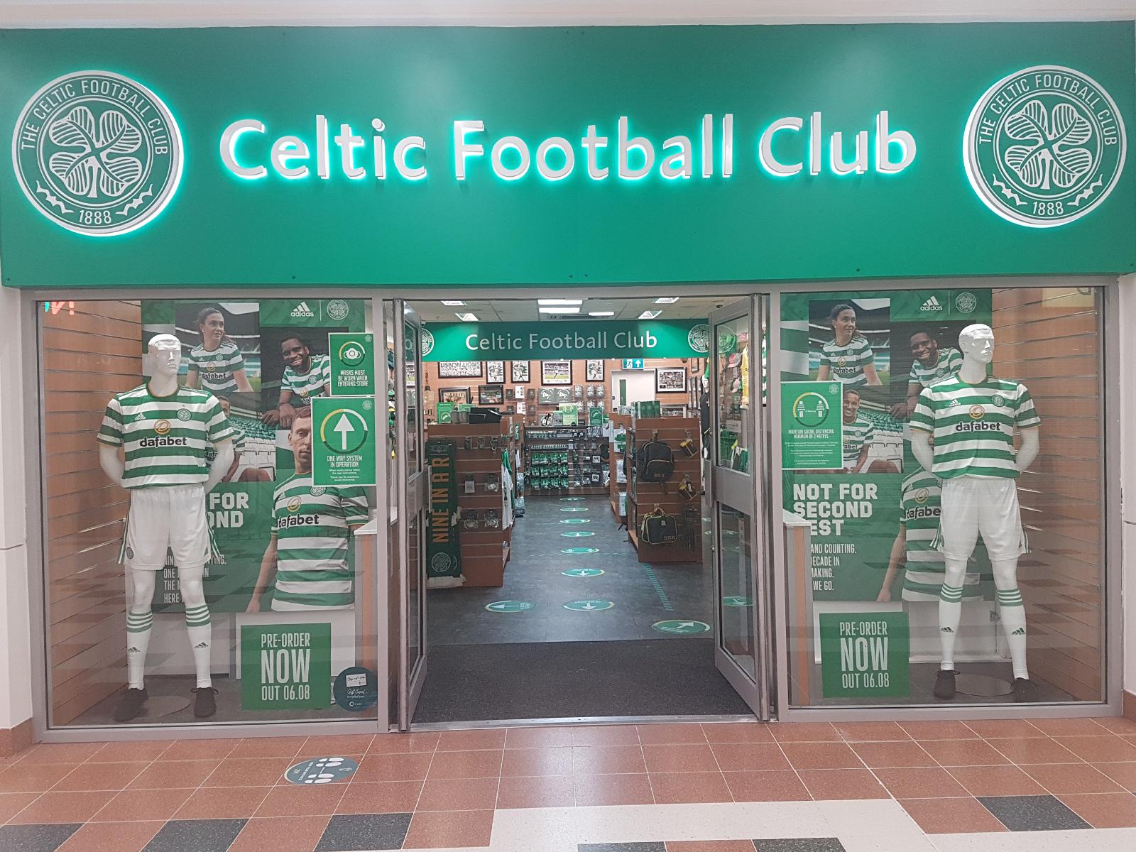Celtic FC Livingston