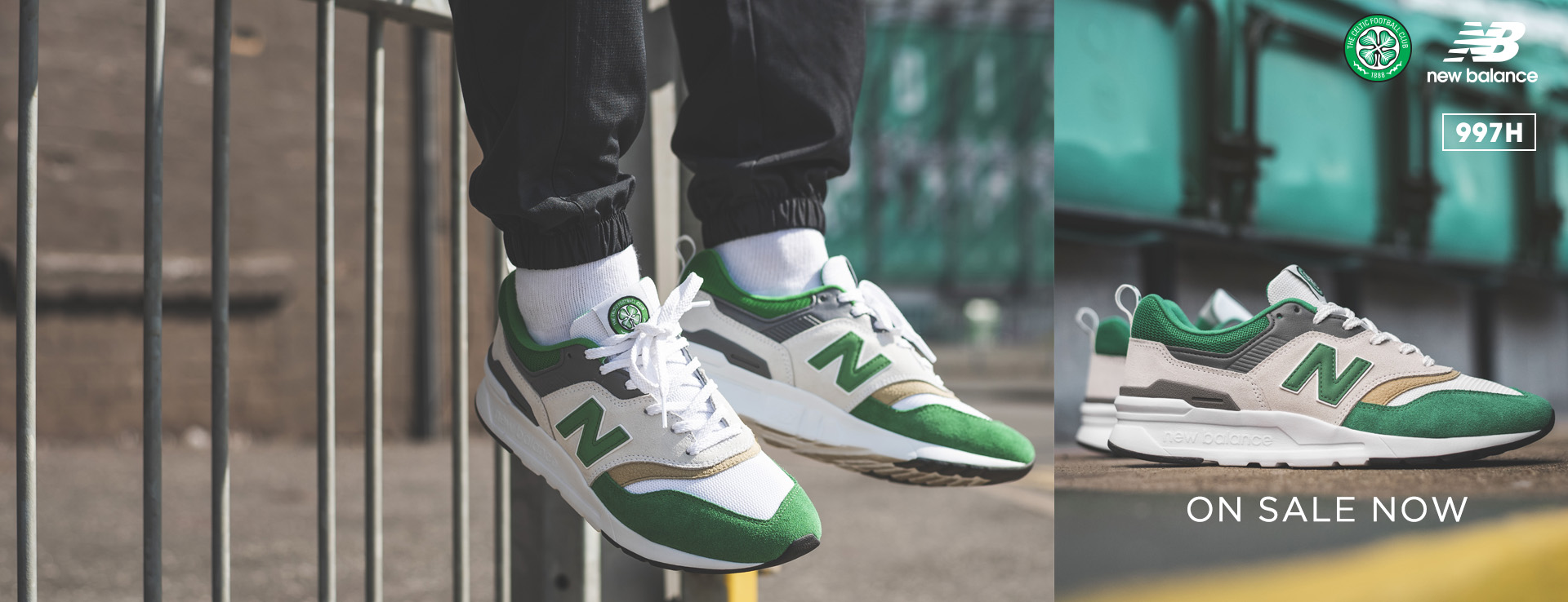 Celtic NB 997 Trainer