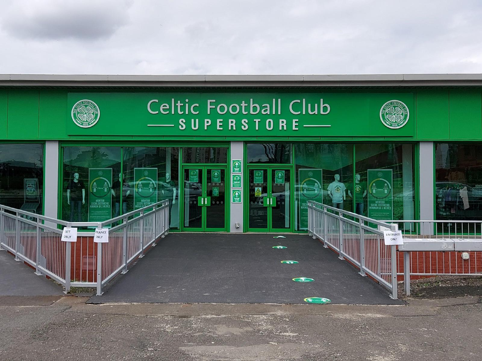 Celtic FC Superstore